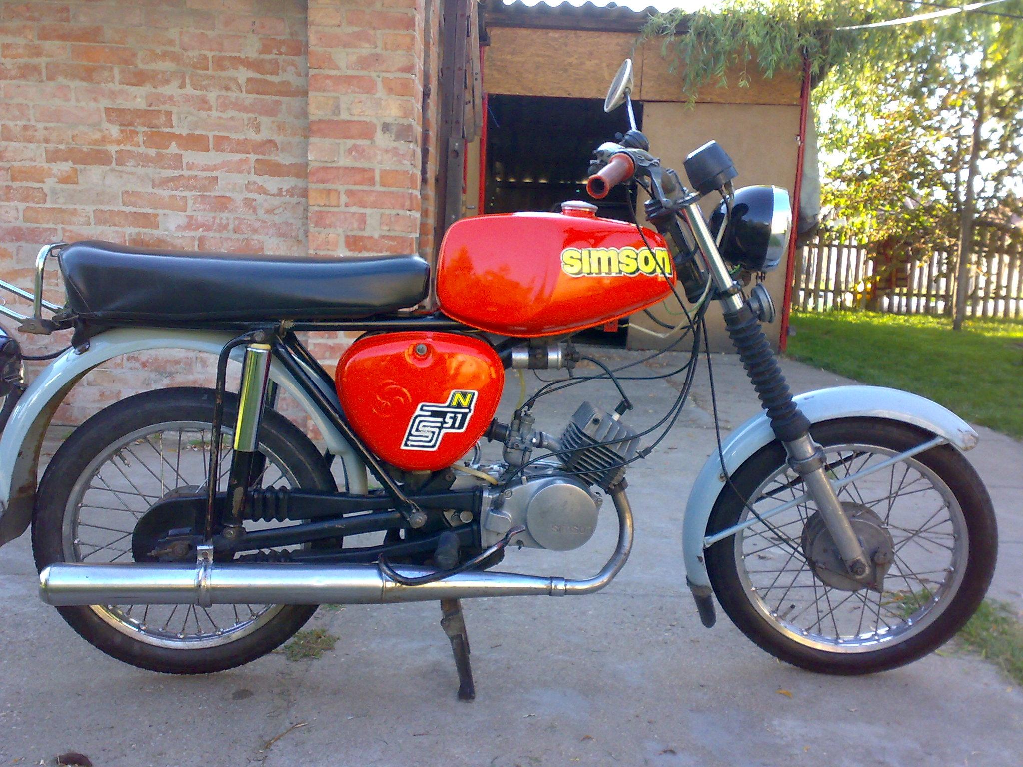 Simson Motor S50 K P