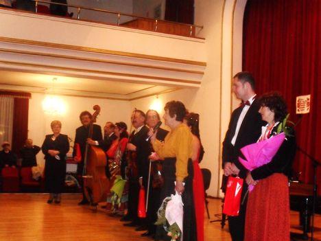 Finálé a nagyváradi Állami Filharmóniában 2010 december 3.-án