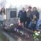 gyertyagyújtás a temetőben 2