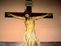 inri- Nazarénus Jézus Júdea császára. (Vagyis az északi, nem római fennhatóságú területeké)