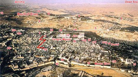 Jeruzsálem Hiero-Sólyom