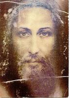 Jézus képe az oviedoi arcleplen