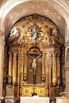 Jézusnak emelt templom Oviedoban