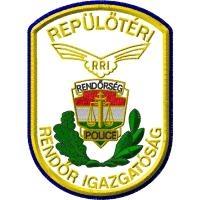 Repülőtéri Rendőrigazgatóság jelvénye