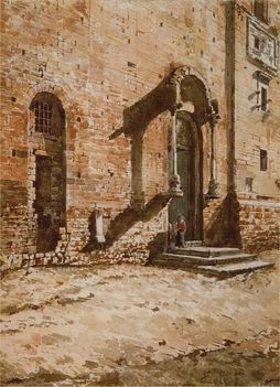 Antico palazzo Nobiliare