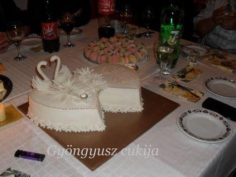 eljegyzési torta 3