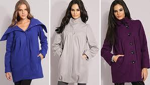 Téli kismama kabátok