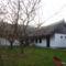 Lipót, 1850-ben épített, 1986-ban felújított nádfedeles ház, Szabadság utca 48., 2011. november 14.-én