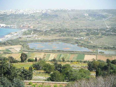 Máltai Tájkép, Ghadira