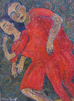 Amini Pegah  Rouge d'amour