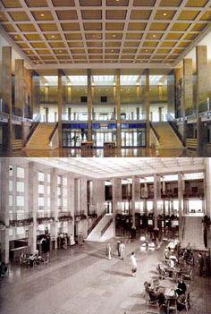 az I-es terminál régen és ma
