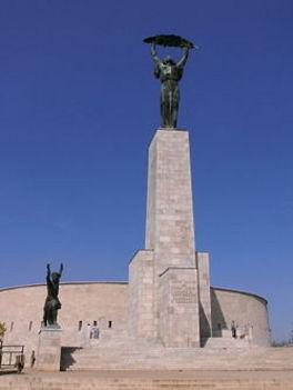 Gellérthegyi Szabadság szobor