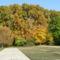 Park ősszel