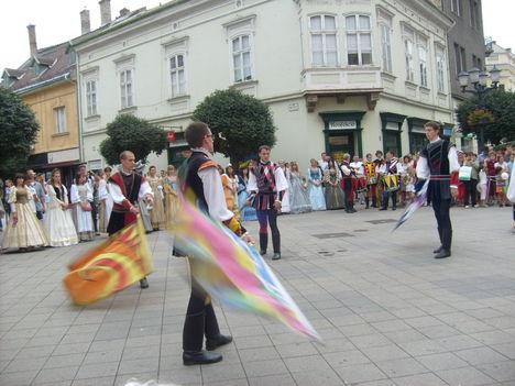 Zászlódobálók