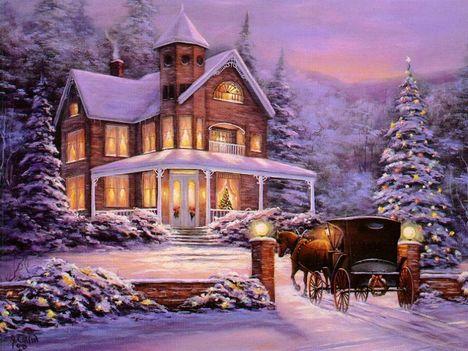 Békés karácsonyt
