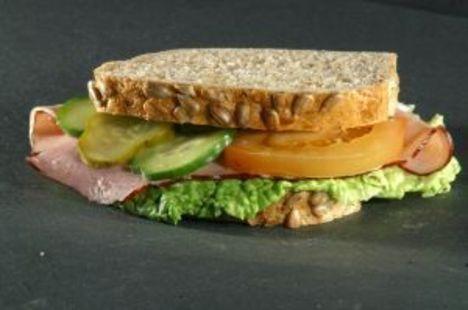 Diétás szendvics