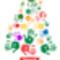 gyerekkarácsonyfa