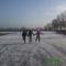 három a kislány a jégen