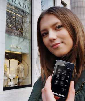 új mobil