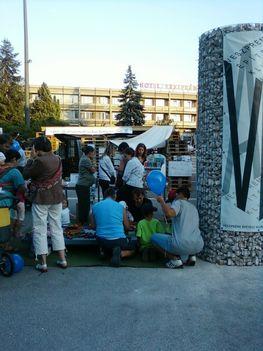 Veszőprémi utcazenei fesztiválon 2011 1