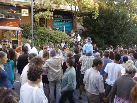 Veszprémi utcazenei fesztiválon 2011 10