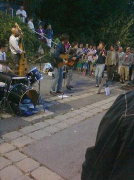 Veszprémi utcazenei fesztiválon 2011 17