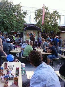 Veszprémi utcazenei fesztiválon 2011 9