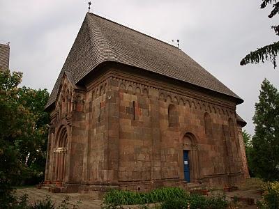 Karcsa XII.szazadi református templom 1
