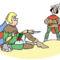 mátyás király meg a katona
