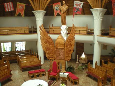 Millenniumi-templom CSÍKSZEREDA