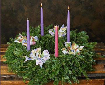advent 2 vasárnapja