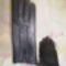 Fekete nappa  eladásra készült kesztyűk. 4