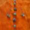 Aventurin vörösrézzel Karkötő 19,5 cm Ár 1500.- Ft Fülbevaló 5,2 cm Ár 1200