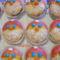 Télapók muffinból
