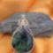Zoizit medál Méret 6-3,6 cm 3500 Ft