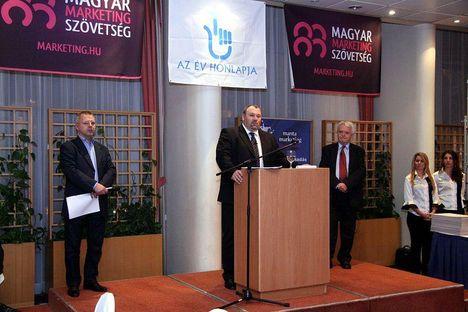 az év honlapja díjátadó 2011