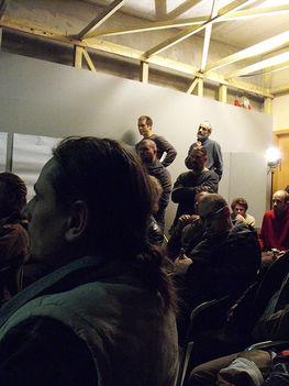 figyelmes nézőközönség