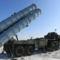 Sz-400-as légvédelmi rakétakomplexum telepítése Kalinyingradba