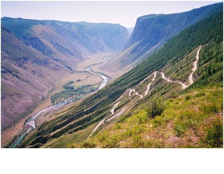 Utak és folyók közt az Altájban