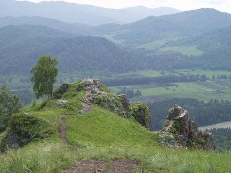 Природный парк Ая Aja nemzeti park