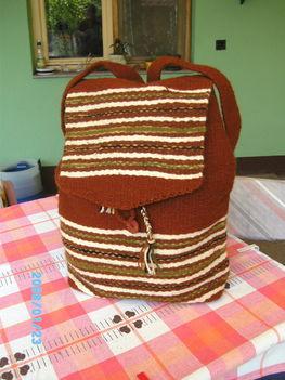 Gyapjú hátizsák