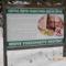 Medve visszavadito kozpont  a Hagymas -hegyseg labanal.