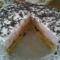 Finom Parfé torta (sütés nélkül)