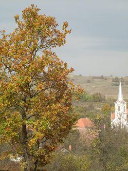 Lókodi unitárius templomtorony