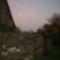őszi esteledés a piciny faluban