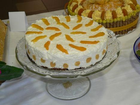 RECEPT joghurt torta