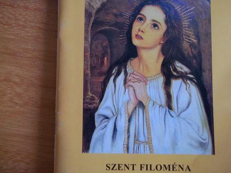 Szent Filoména ünnepe