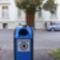 Szelektív hulladékgyűjtés Genfben