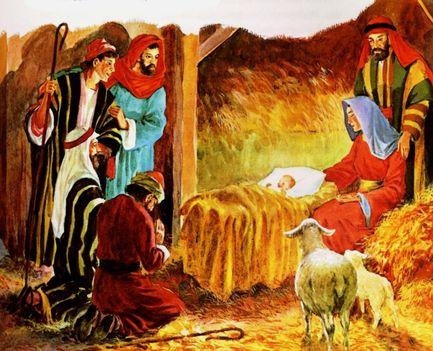 JÉZUS SZÜLETÉSE 2
