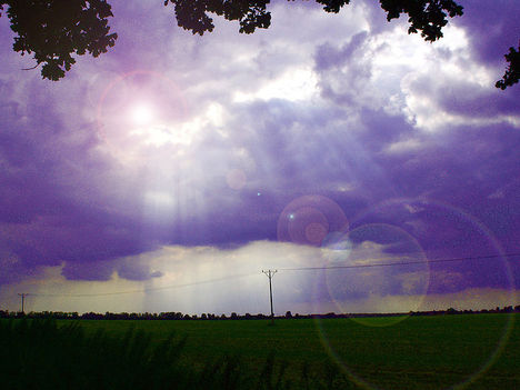 Sky gömbök